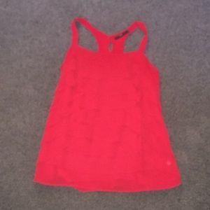 Red Tank Size Small